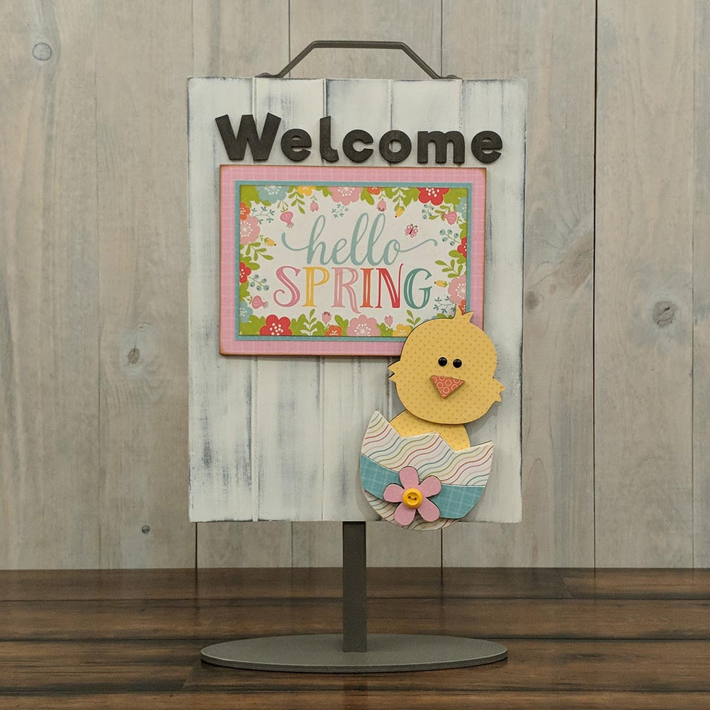 Welcome Chick