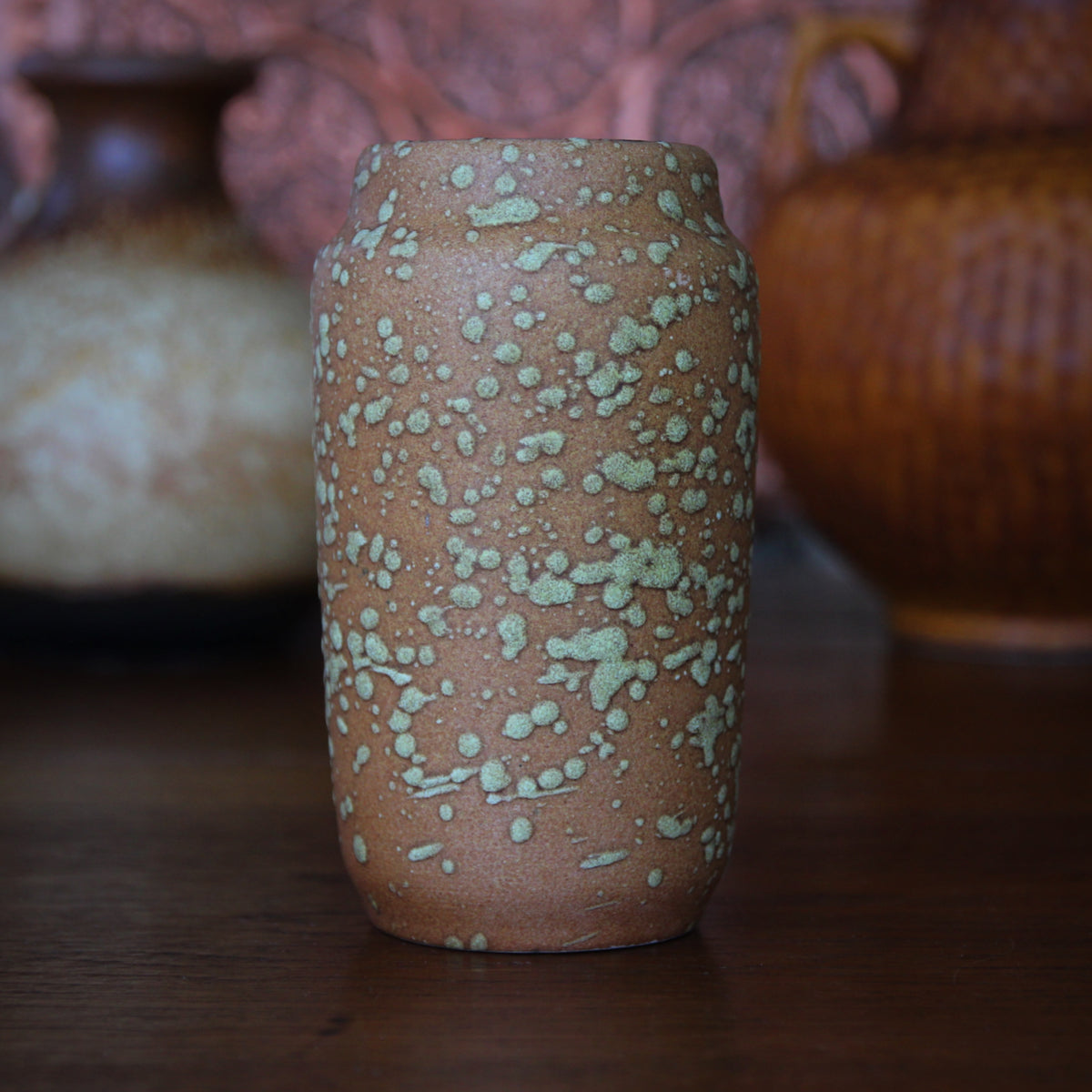 Burnt Honey Vase