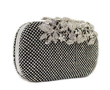 Beaded Crystal Clutch (More Colors Available)