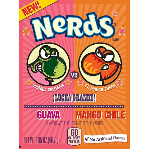 Nerds Dulceria - Guava Mango Chile - Plus Candy