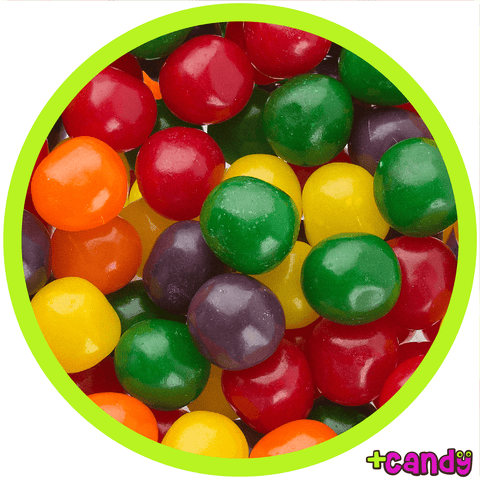 Assorted Fruit Sours [500g] - Plus Candy