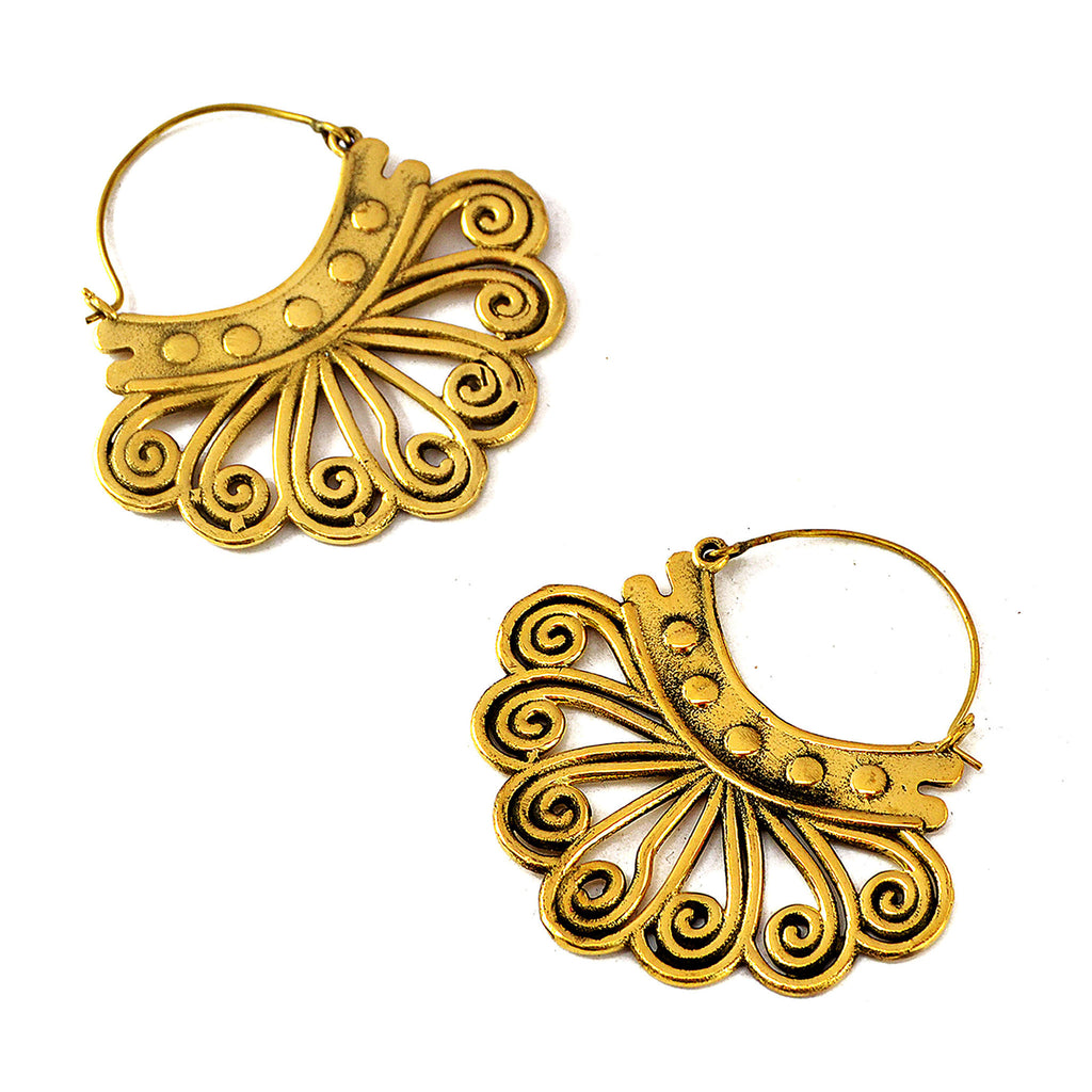 Indian Gypsy Earrings