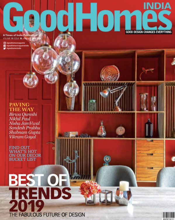 Good Homes India | January - 19