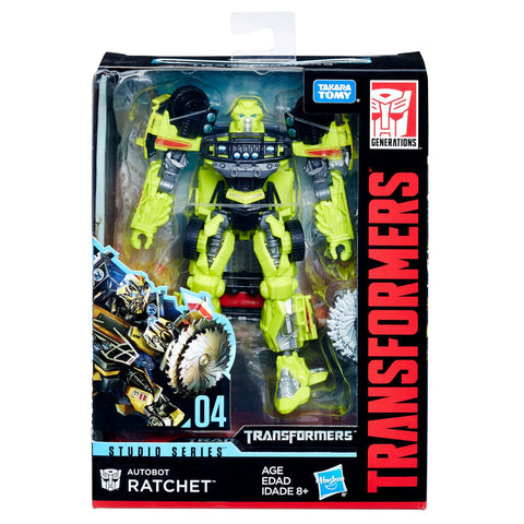 Studio Series - 04 - Autobot Ratchet Movie 1 *Preorder* - TOYBOT IMPORTZ