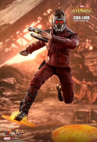 Hot Toys - Avengers 3: Infinity War - Star-Lord Hot Toys - TOYBOT IMPORTZ