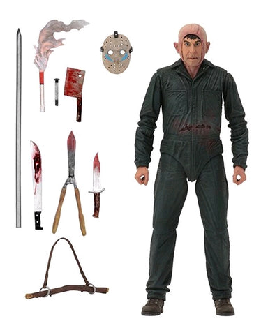 "Friday the 13th: Part VI - Roy Burns Ultimate 7"" Action Figure NECA - TOYBOT IMPORTZ"