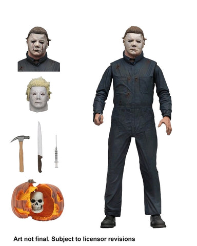 "Halloween 2 - Michael Myers Ultimate 7"" Action Figure NECA - TOYBOT IMPORTZ"