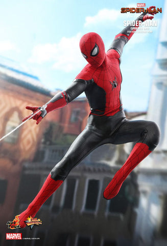 Hot Toys - Spider-Man: Far From Home - Spider-Man [Upgraded Suit] Hot Toys - TOYBOT IMPORTZ