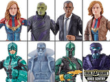Marvel Legends - Captain Marvel Wave 1 - Set of 8 HASBRO - TOYBOT IMPORTZ