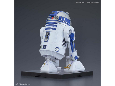 Star Wars - R2-D2 (Rocket Booster Ver.) 1/12 Scale - TOYBOT IMPORTZ