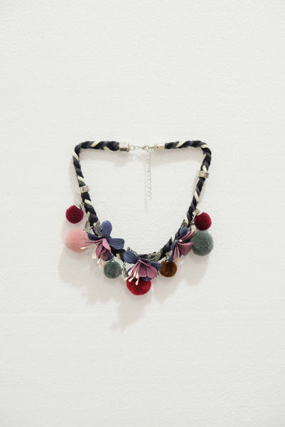 Joeyl Necklaces in Red