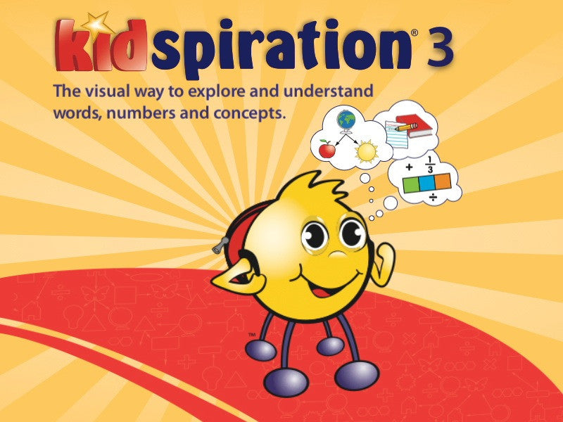 Kidspiration 3 for PC & Mac