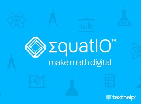 Equatio from TextHelp