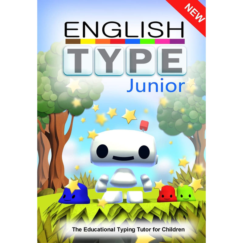 Englishtype Junior Typing Tutor