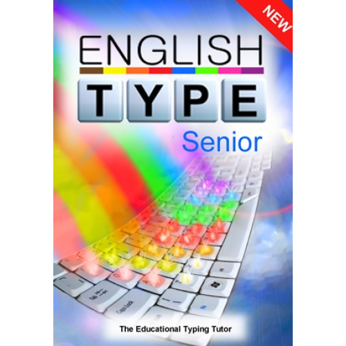 Englishtype Senior Typing Tutor