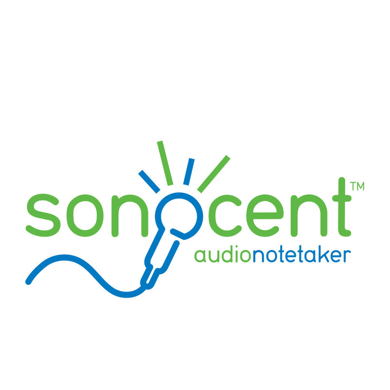 Audio Notetaker by Sonocent (Version 4) for PC & Mac