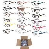Assorted Diane Von Furstenberg Optical Frames - 20 Pc Lot-Diane Von Furstenberg-Topper Liquidators