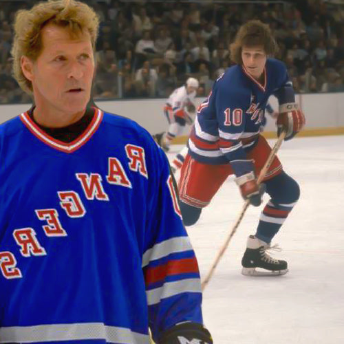 Ron Duguay - Former NHL Pro for Multiple Franchises