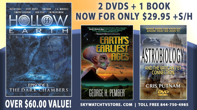 "The ""Hollow Earth"" Special Offer!"