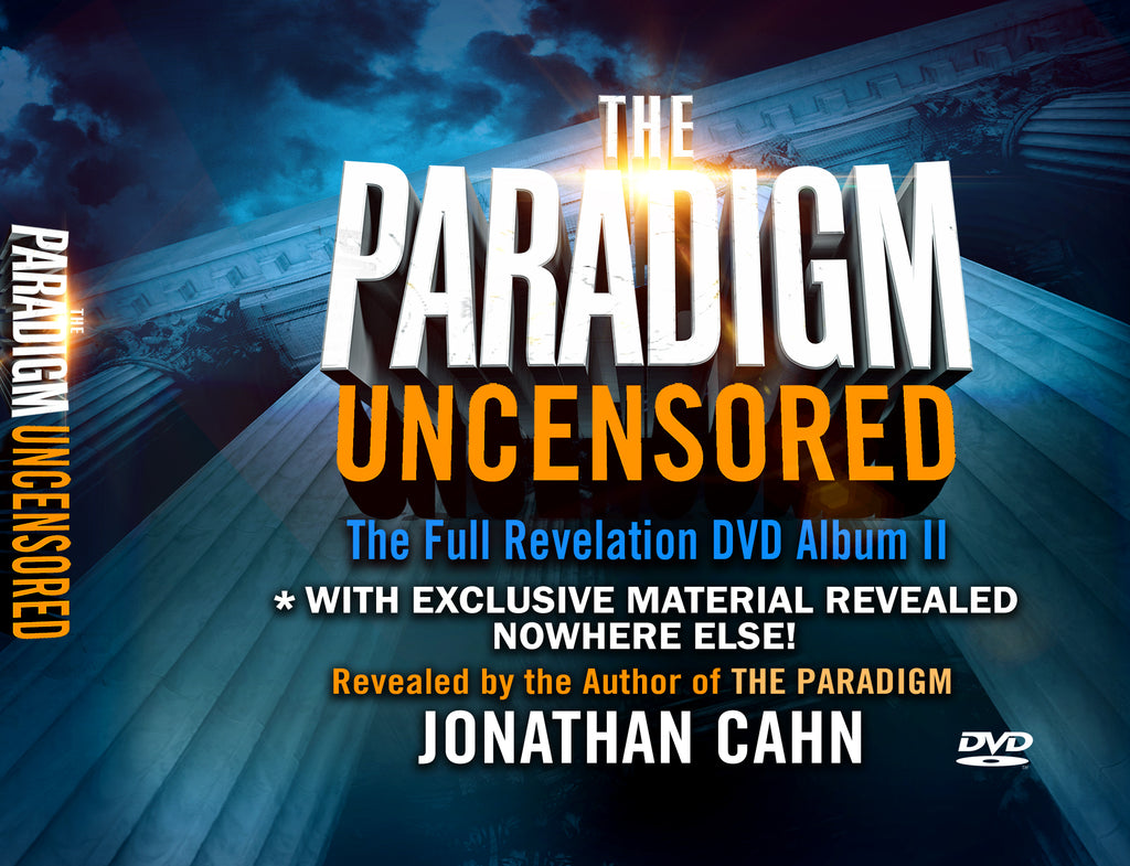 The Paradigm Uncensored DVD Combo Pack