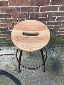 Commercial Bar Stool  - Counter Stool, Bar Stool -  Hammered in Time