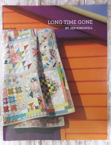 Long Time Gone Quilt Pattern