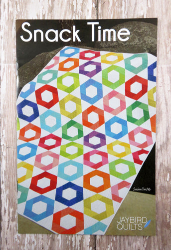 Snack Time Quilt Pattern