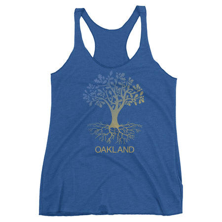 Oakland Mens Triblend Shirt