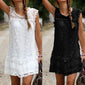 Women's Casual Summer Sleeveless Beach Short Dress - Store One Way