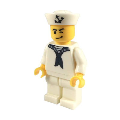 Minifig Sailor