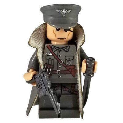 Minifig World War II German Grey CAMO Steiner-Brick Forces