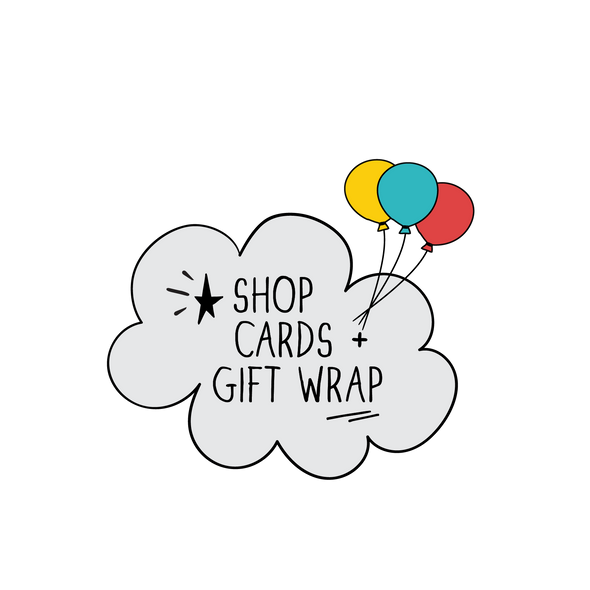 Shop Cards + Gift Wrap with The MoMeMans® by Monica Escobar Allen