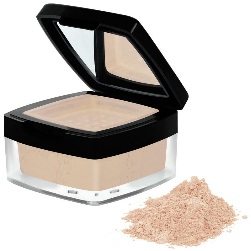 AIRY MINERALS LOOSE POWDER FOUNDATION - KleanColor
