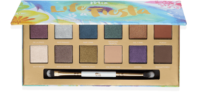 Cruelty Free Life is a Fiesta Eyeshadow Palette