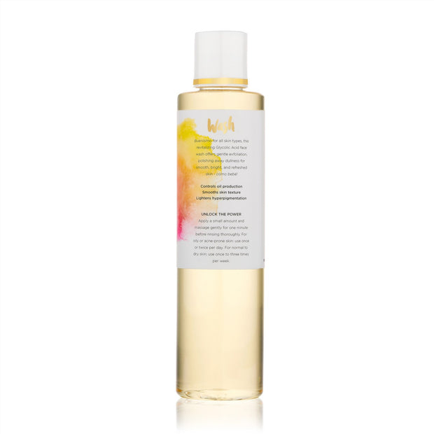 Glycolic Acid Face Wash Cleanser