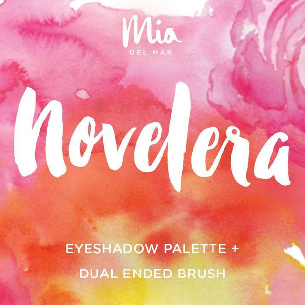 MIA Glow Makeup Essentials INCLUDE Contour kit, flamingoals blush palette, and option of 1 eyeshadow palette (cafecito, life is a fiesta, novelera) Total 3 Palettes