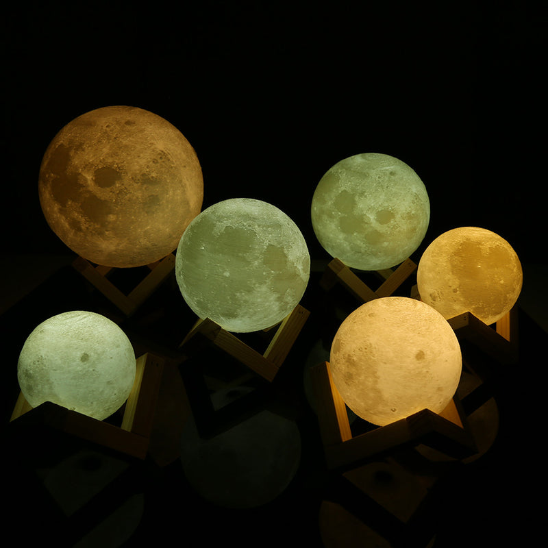 3D Moon Lamp,artistic bae review, artisticbae reviews, artistic bae reviews, artsy clothing  - Artistic Bae
