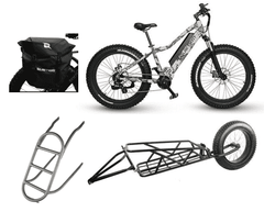 Quietkat Fully Loaded - Zion or Canyon + Trailer + Rack + Dry Bags