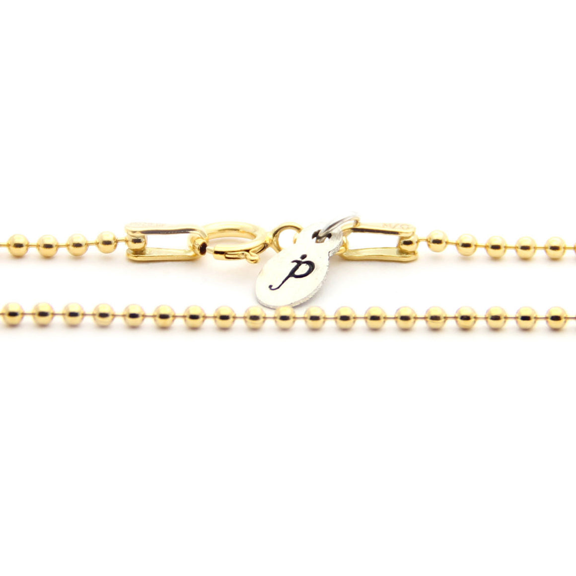 Gold Chain Necklace, Design Your Own Personalized Jewelry, jenny present®