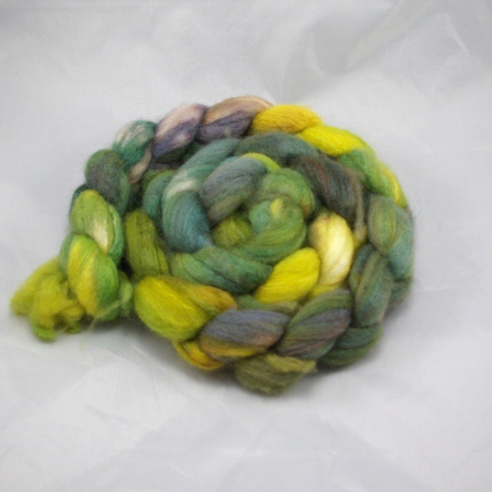 Leaves Underfoot BFL/Silk