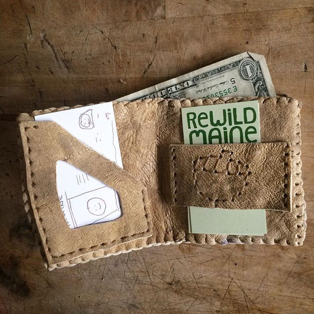 8.31.19 Buckskin Wallets and Pouches with Zack Rouda