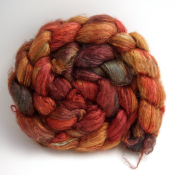 A Warm Afternoon Yak/Silk