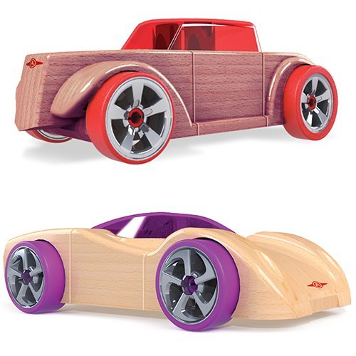 Automoblox Mini SC1 Chaos and HR5 Scorch 2-Pack Cars