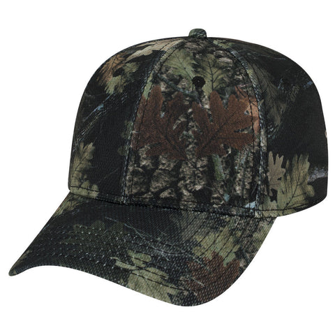 Camo Adjustable Baseball Cap Custom Embroidery Hats