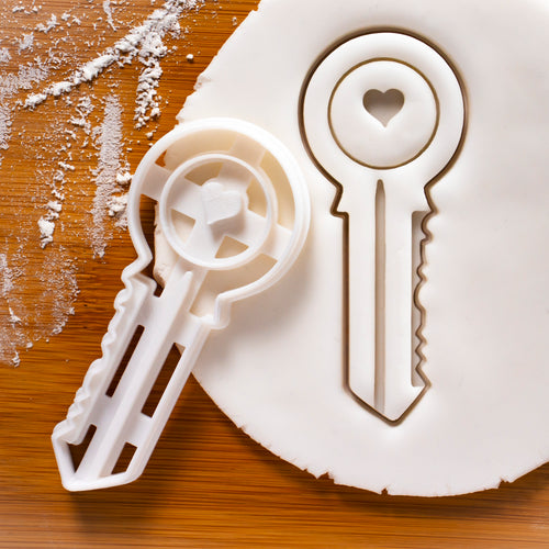 House Key Cookie Cutter
