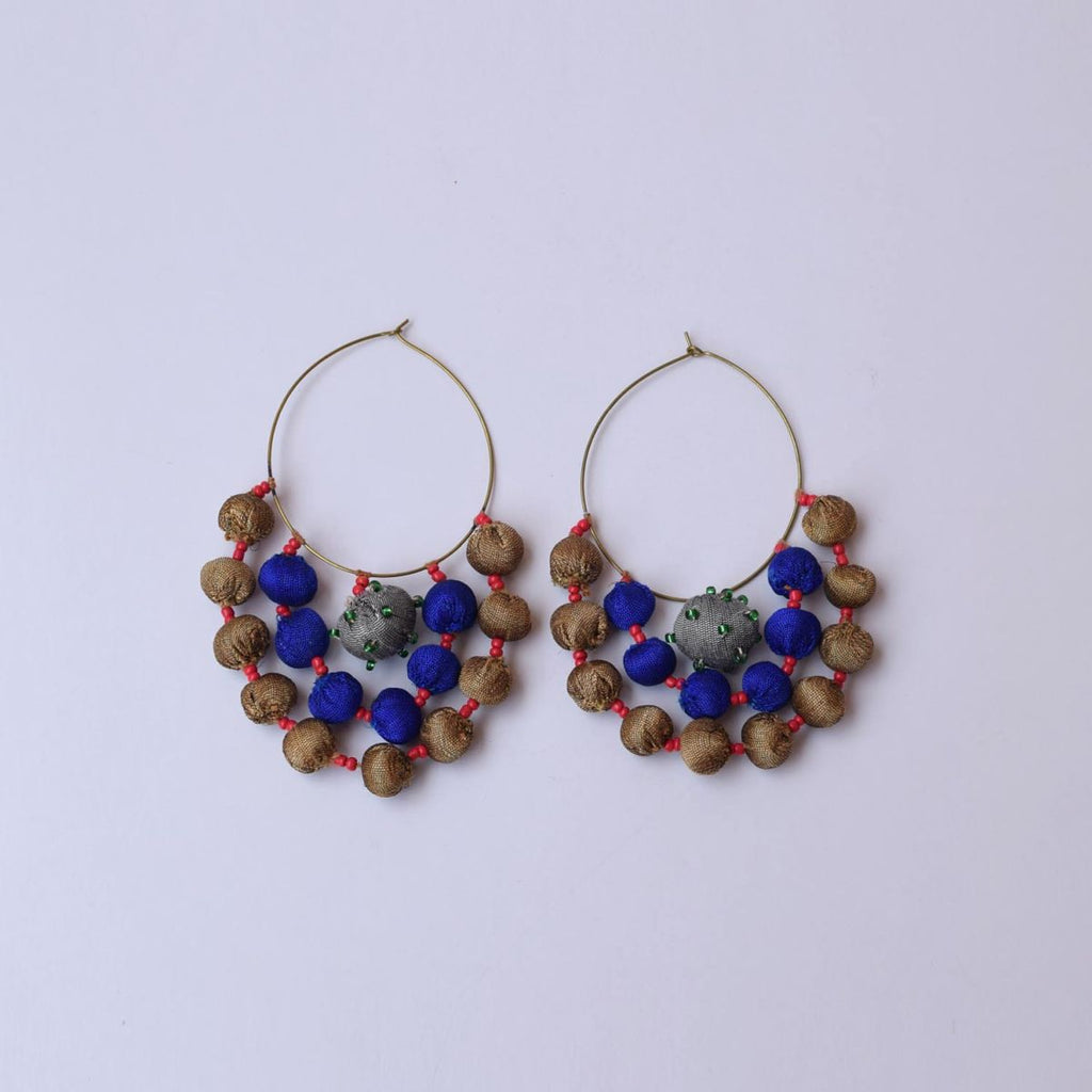 Aabha Earrings - AAB-E9