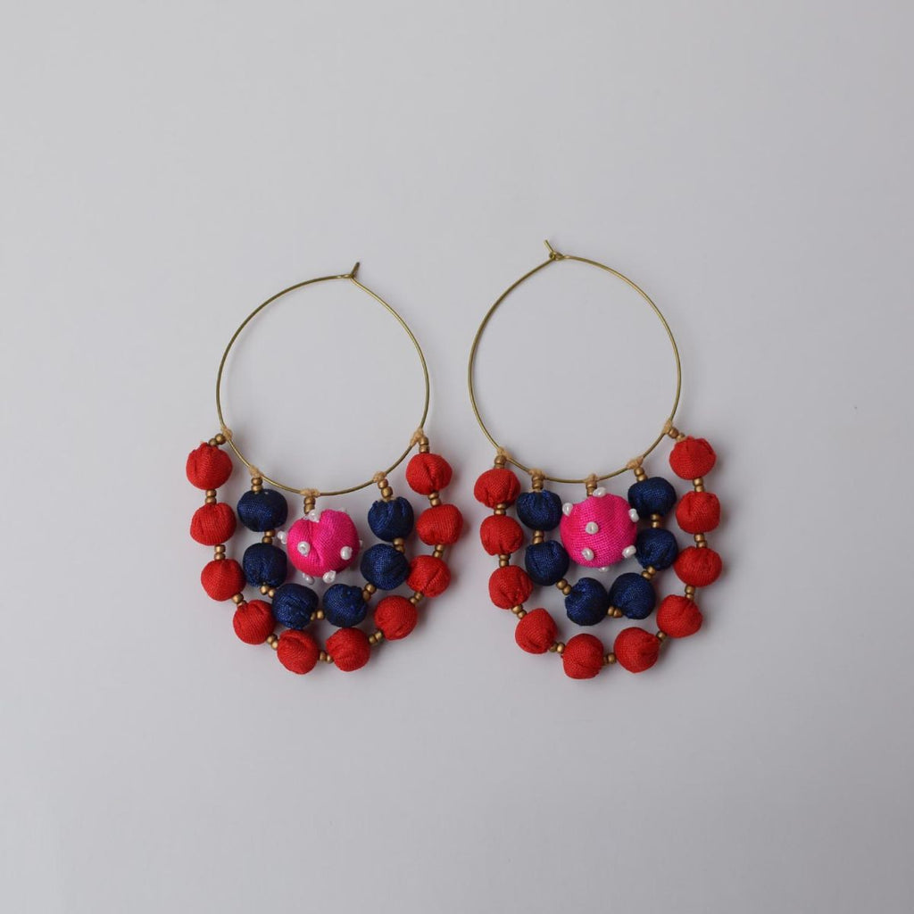 Aabha Earrings - AAB-E12