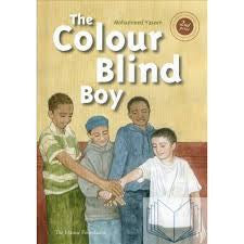 The Color Blind Boy by Muhammed Yaseen - Baitul Hikmah Islamic Book and Gift Store