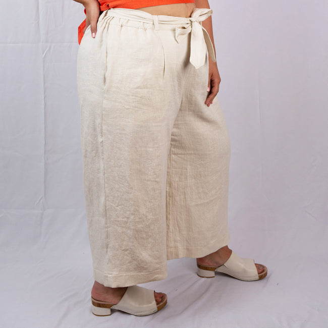 The Gloria Linen Culotte