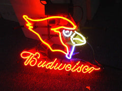 Arizona Cardinals Football Neon Sign